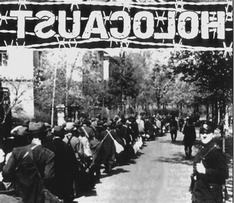 Chronology of Historical Events that Led to the Holocaust