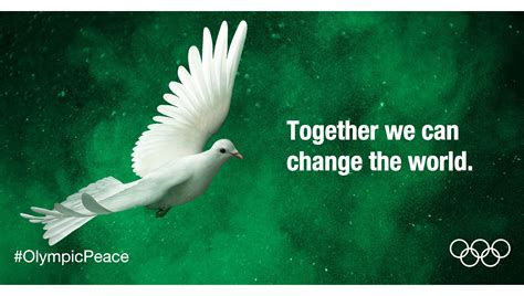 IOC launches #OlympicPeace digital campaign - Olympic News