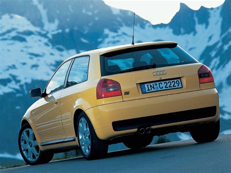 1999 - 2003 Audi S3 Review - Top Speed
