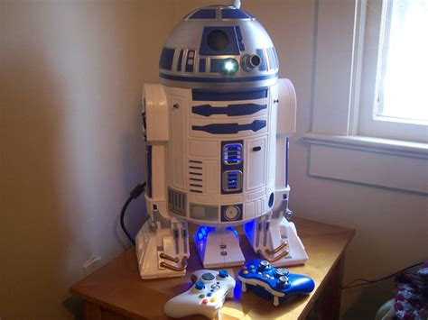 Star Wars R2-D2 Xbox 360 (with Pictures)