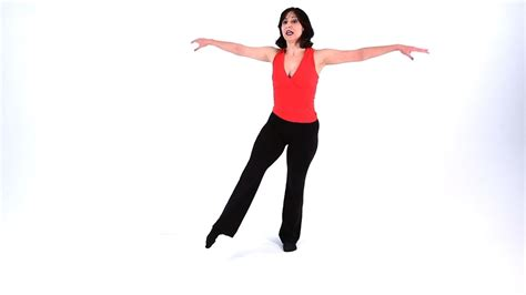 How to Do the Stag Leap | Jazz Dance - YouTube