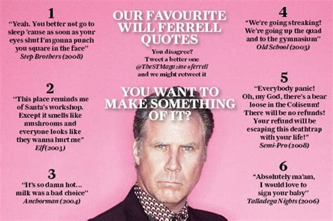 Will Ferrell movie quotes | Movies and TV! | Pinterest