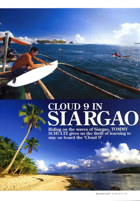 Surfing Siargao - Destination Guide | Philippine Airlines